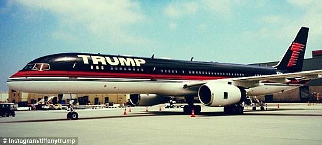 Trump-plane