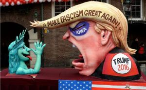 make fascism great again