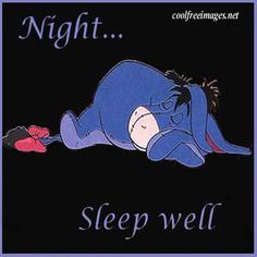 eeyore-sleep