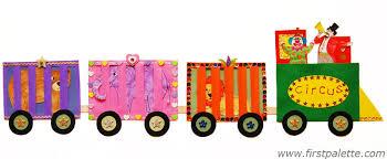 circus train