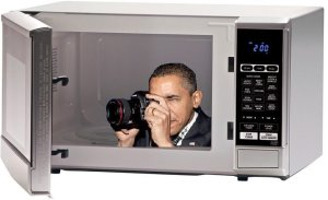 microwave-camera