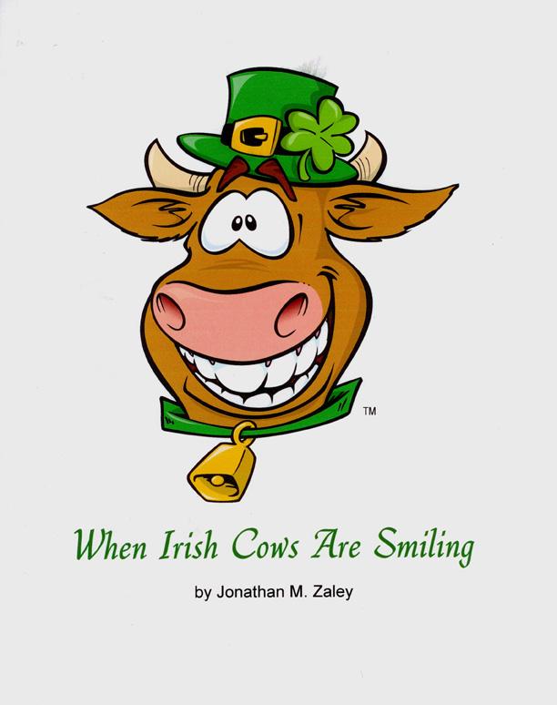 Monday-Irish-cow