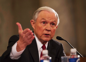 AG Sessions has some explaining to do. This will either take a long time or a very short time.
