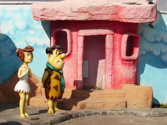 Monday-Flintstones
