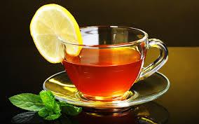 Monday-tea