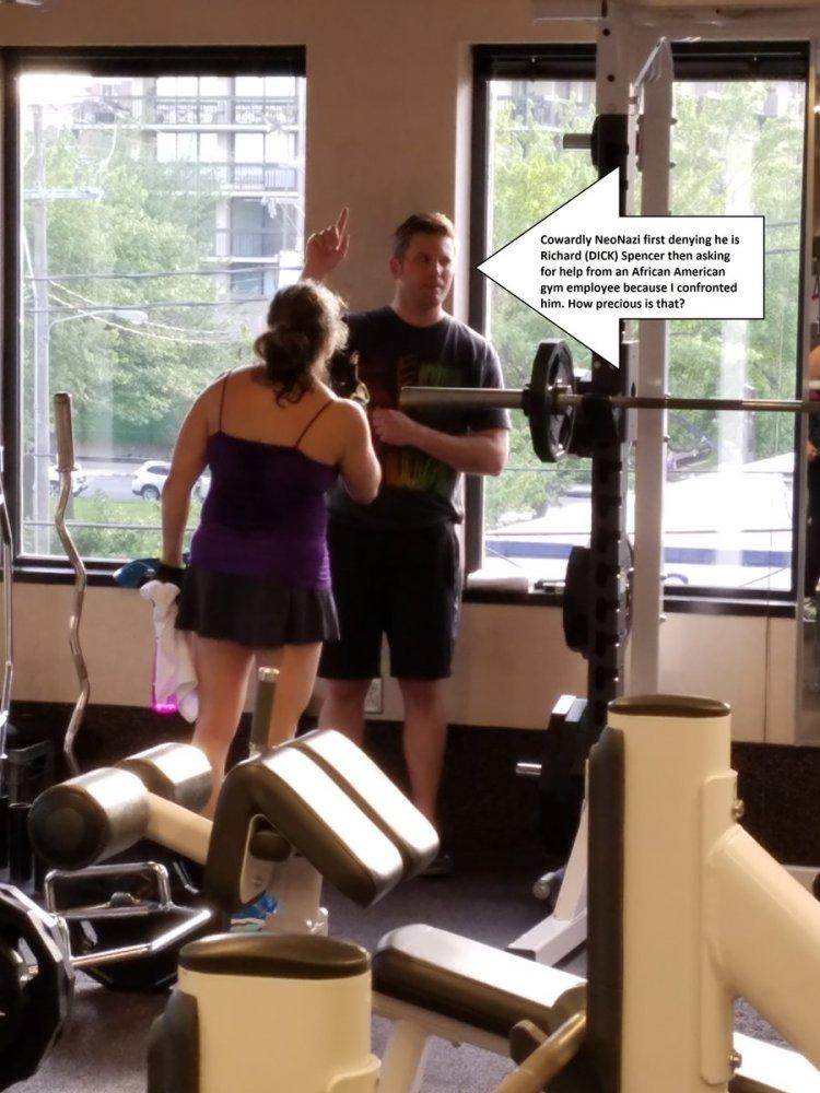 Spenser-gym