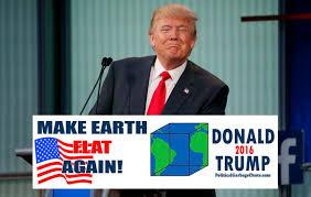 Trump-earth