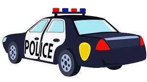 Monday-cop-car