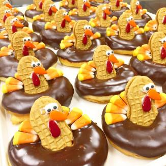 turkey donuts 2