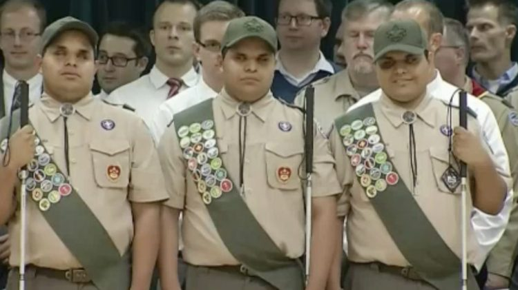 Cantos-Eagle scouts