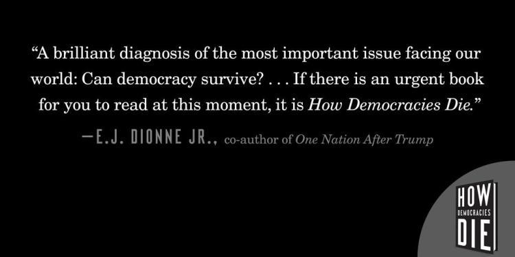 democracies die