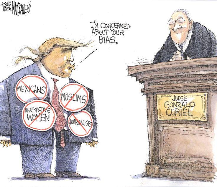 trump vs judge