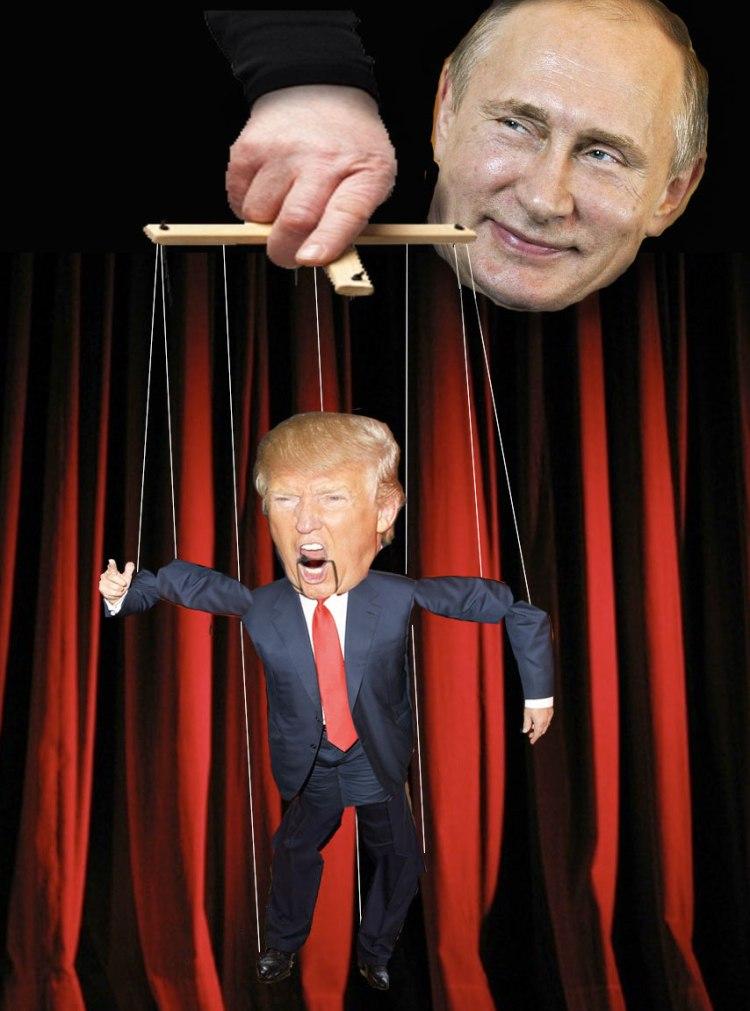 putin puppeteer