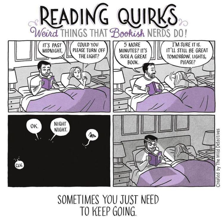 reading toon