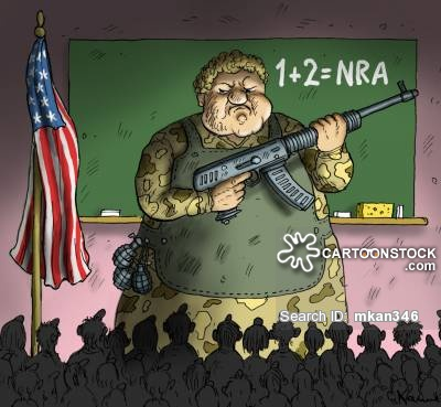 The Armed American Teacher