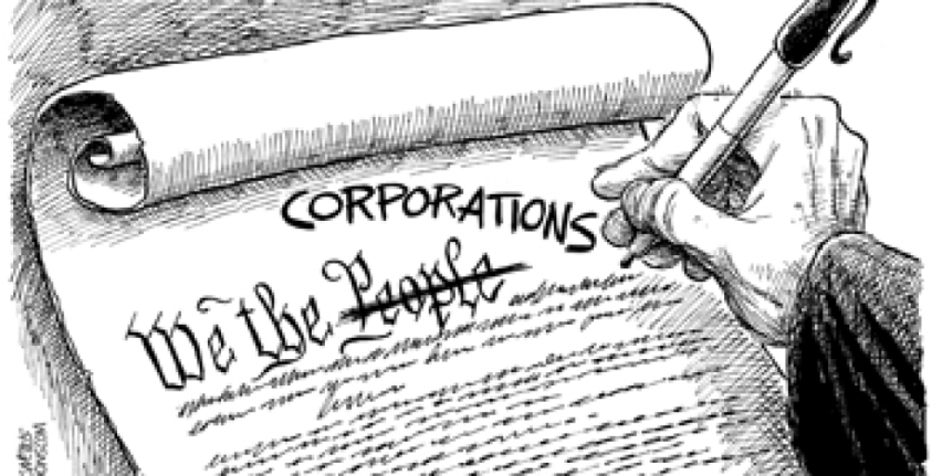 we the corporations