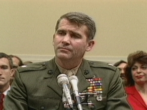 Oliver North-then