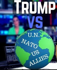 trump vs allies