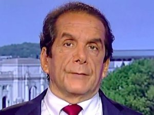 Charles Krauthammer says he has 'only a few weeks left to live'