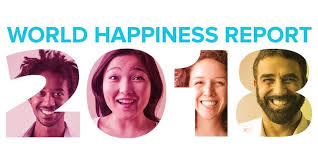 World Happiness Report 2018
