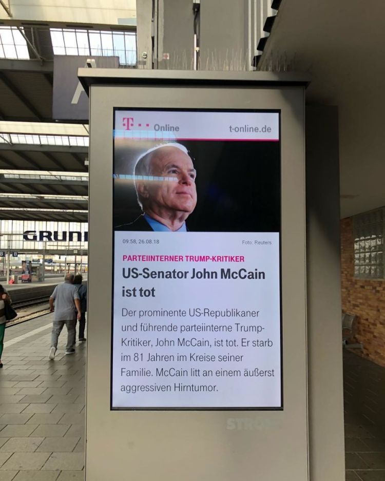 McCain-Germany