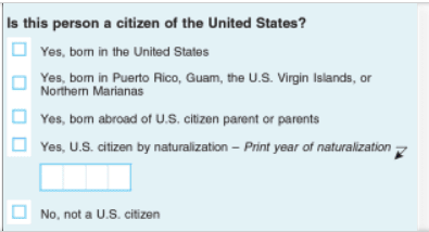 census form citizenship question
