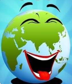 Laughing-earth