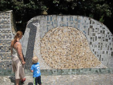 pinocchio-mosaic