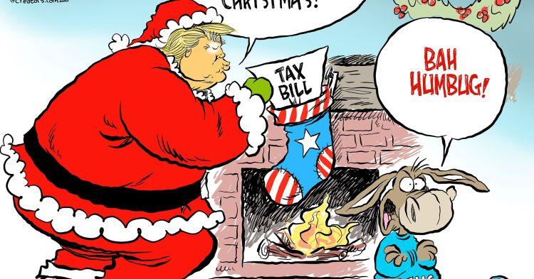Trump-xmas-tax-bill