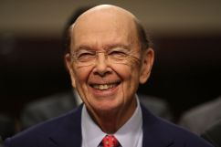 Confirmation Hearing Held For Trump's Pick To Become Commerce Secretary Wilbur Ross