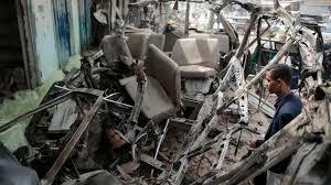 yemen school bus
