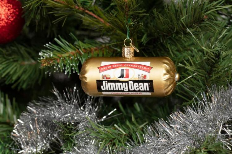 Jimmy Dean ornament