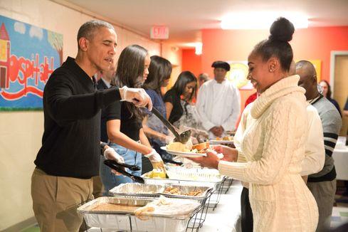 Obama-Thanksgiving