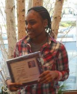 Sandra Parks-award