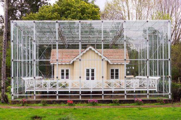 Sarmiento-house