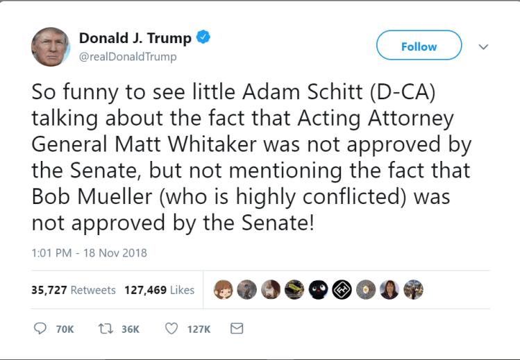 Trump-tweet-Schiff