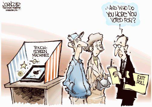 voting toon