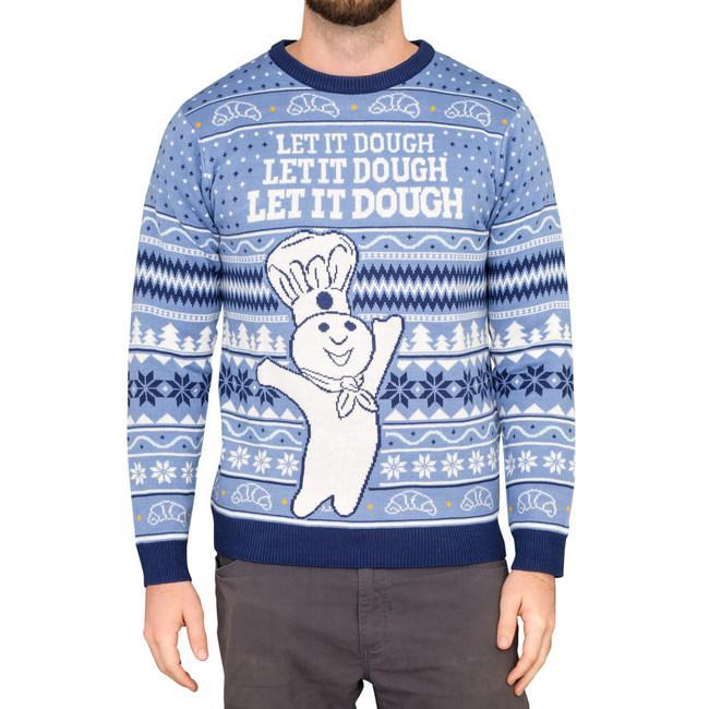 Dough Boy sweater