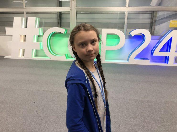 Greta-COP24