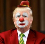 clown trump