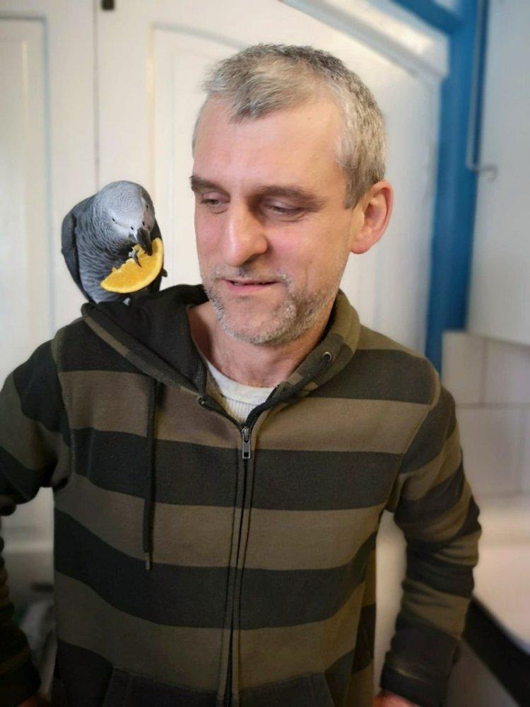 Hugo and Lubomir