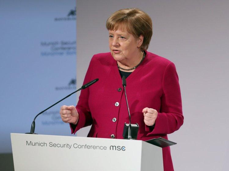 Merkel-Munich
