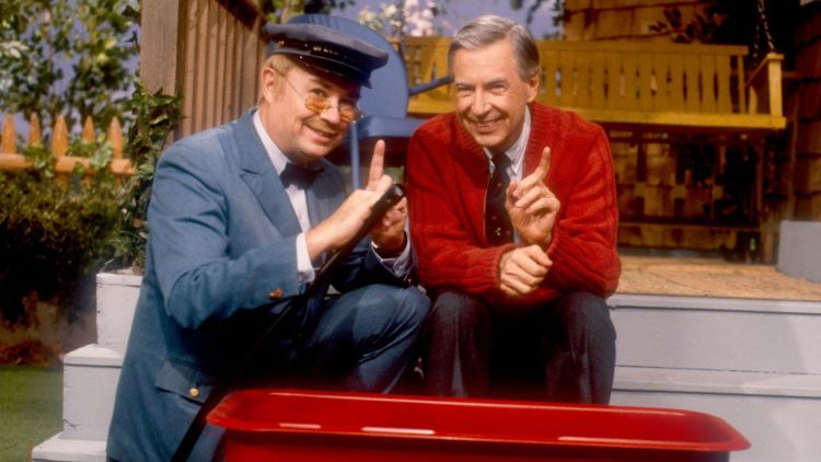 Mr. McFeely-Mr. Rogers