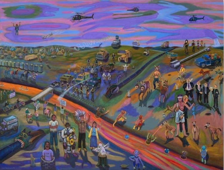 Denomie-Standing-Rock