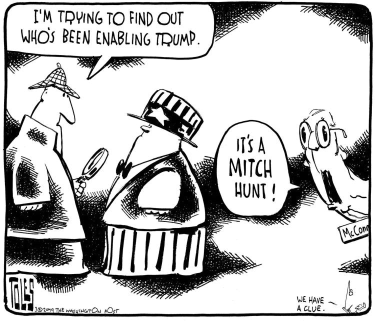 Mitch-hunt