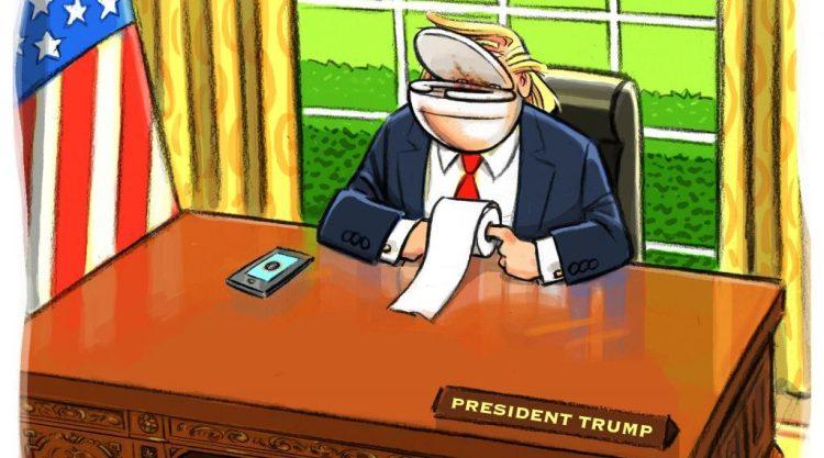 Trump-Pottymouth