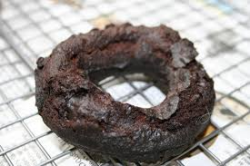 burnt donut