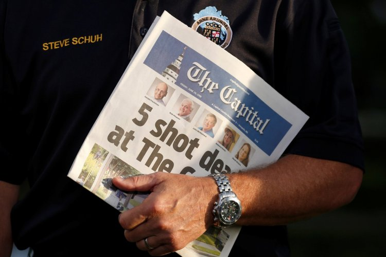 Capital Gazette killings