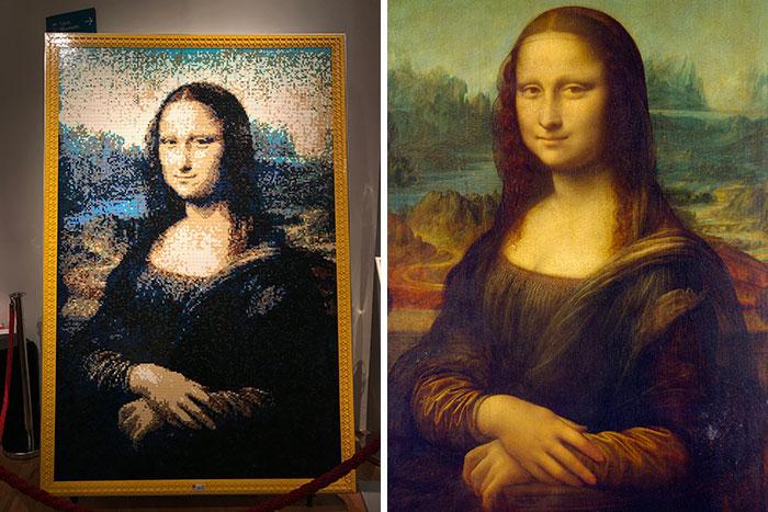 Lego-Mona-Lisa