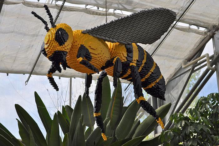 Lego-wasp